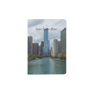 Tour la rivière Chicago d'atout Protège-passeports