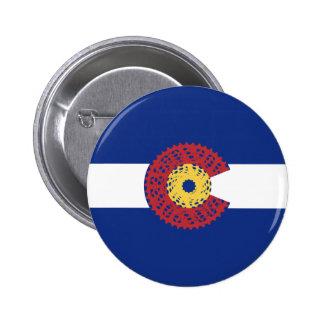 Tour le Colorado (cassette de bicyclette) Badges