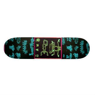 Tour maya skateboards customisés