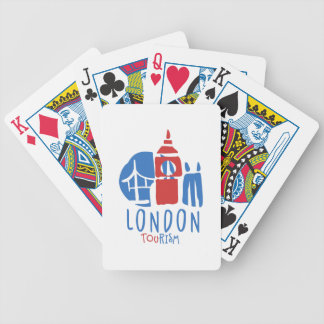 Tourisme de Londres Jeu De Cartes