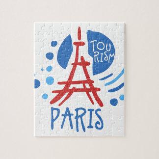 Tourisme de Paris Puzzle