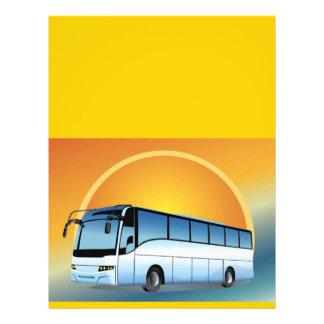 Tourisme de voyage de transport de FreeVector-Auto Prospectus