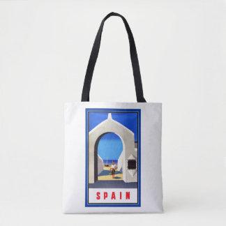 Tourisme Fourre-tout de l'Espagne Tote Bag
