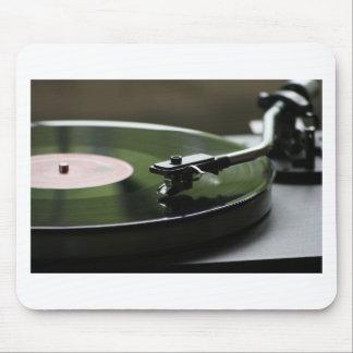 Tourne-disque de LP… Tapis De Souris