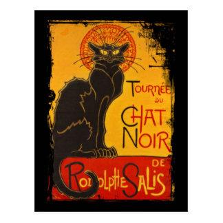 Tournee du Chat Noir Carte Postale