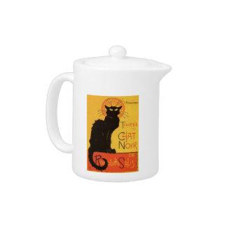 Tournée du Chat Noir, cru de chat noir de Steinlen