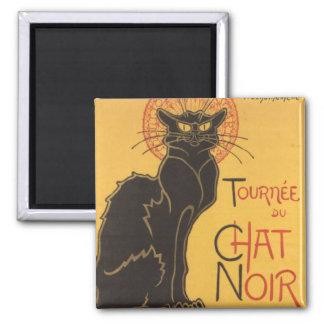 Tournée du Chat Noir de La Magnet Carré