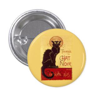 Tournée du Chat Noir, Théophile Steinlen Badges
