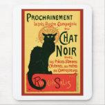 Tournée du Chat Noir, Theophile Steinlen Tapis De Souris