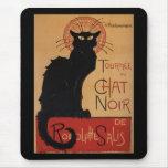 Tournée du Chat Noir, Théophile Steinlen Tapis De Souris