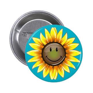 Tournesol de sourire de Sunkissed Badge