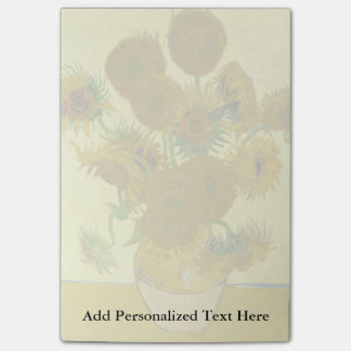 Tournesols de Van Gogh | | 1888 Post-it®