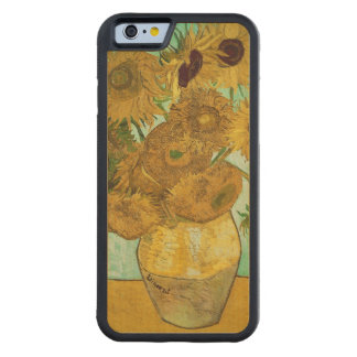 Tournesols de Vincent van Gogh |, 1888 Coque Pare-chocs En Érable iPhone 6