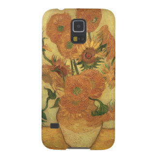 Tournesols de Vincent van Gogh |, 1889 Coque Galaxy S5