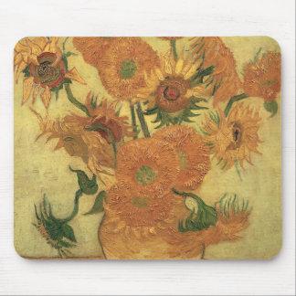 Tournesols de Vincent van Gogh |, 1889 Tapis De Souris