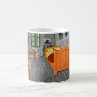 Tournesols de Vincent van Gogh dans la tasse de