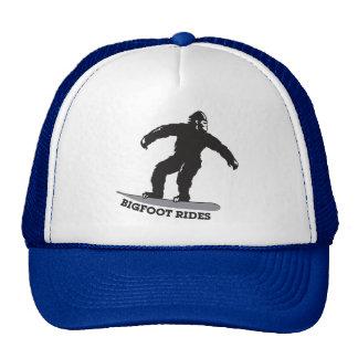 Tours de Bigfoot ! Casquettes De Camionneur