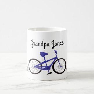 Tours de vélo de grand-papa mug