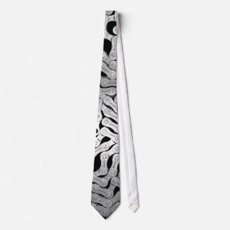 Tous enchaînés cravates personnalisées