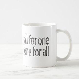 Tous pour un, l'ONU versent Tous Mug