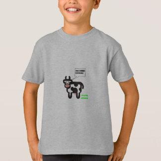Tout à fait ridicule, cowpiedesigns t-shirts