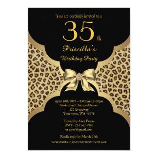 - Tout âge editable, fête d'anniversaire TOUT ÂGE, Carton D'invitation 12,7 Cm X 17,78 Cm