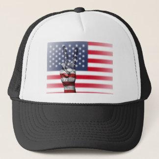 Tout américain casquettes de camionneur