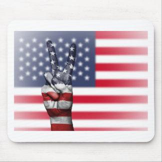 Tout américain tapis de souris