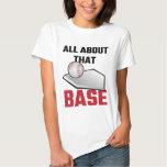 Tout au sujet de ce base-ball bas t-shirt