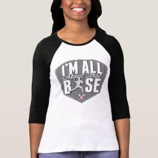 Tout au sujet de ce T-shirt bas de base-ball