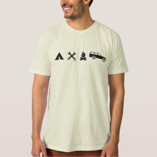 Tout chemise de l'icône FJ60 T-shirt