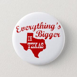 Tout est plus grand dans des boutons de forme badge