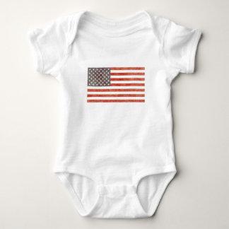 Tout le bébé américain body