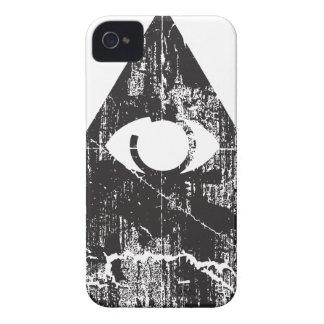 Tout l'oeil voyant coque Case-Mate iPhone 4