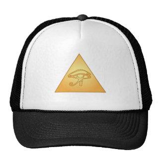 Tout l'oeil voyant/oeil de Horus : Casquette Trucker
