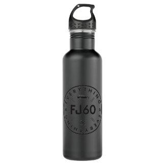 Tout logo FJ60 Bouteille D'eau En Acier Inoxydable
