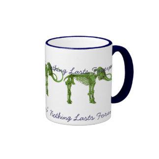 Tout passe, tout lasse, tout casse ! mug à café