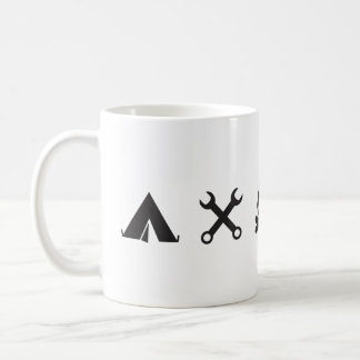 Tout tasse de café FJ60