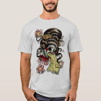 Toute de la beauté dans votre tête t-shirt