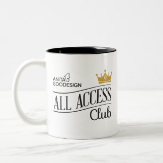 Toute la tasse de club d'accès