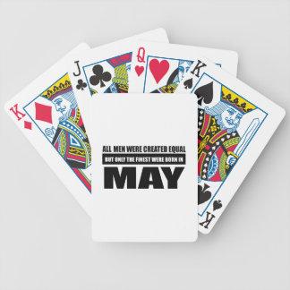 Toutes les femmes étaient égal créé peuvent des jeu de cartes