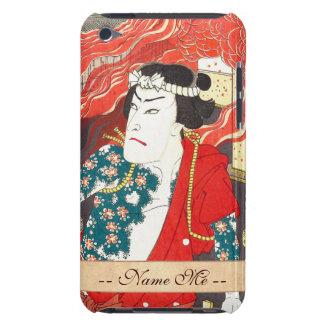 Toyohara Kunichika Kabuki - sapeur-pompier tatou Coque Barely There iPod