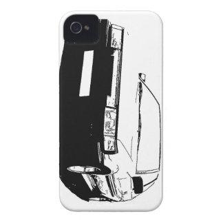 Toyota AE86 Coque iPhone 4 Case-Mate