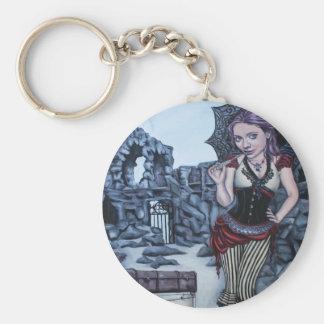 traces de mon keychain de faery de steampunk d'err porte-clés