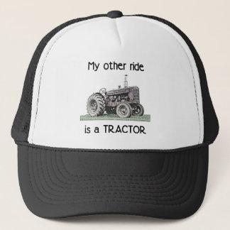 Tracteur Casquette