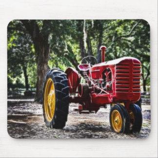 Tracteur de Fractalius Tapis De Souris