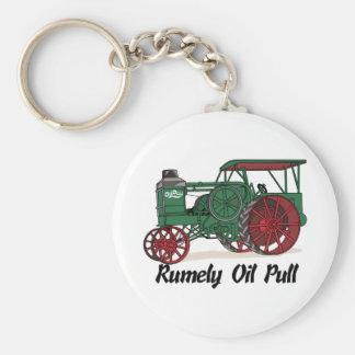 Tracteur de traction d'huile de Rumely Porte-clés