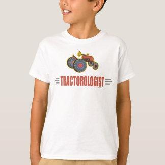 Tracteur drôle t-shirt