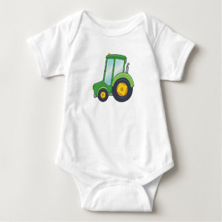 Tracteur personnalisable mignon body