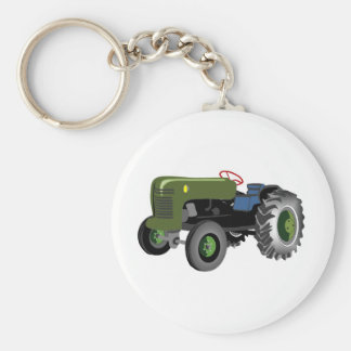 Tracteur Porte-clés